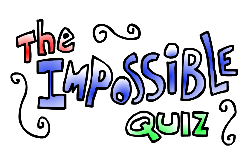 impossible quiz logo